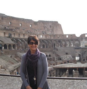 The Coliseum and me