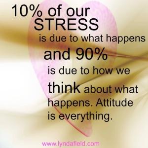 Stress and Attitude